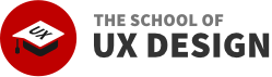 Logo of The School of UX